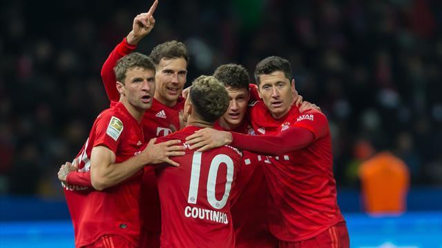 Les joueurs du Bayern et d'autres clubs acceptent une baisse de salaire