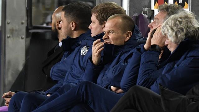 Belgique - Anderlecht - Belgique : l'entraîneur adjoint d'Anderlecht licencié