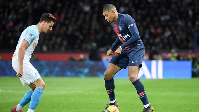Coup dur : Mbappé et Thauvin ne joueront pas OM - PSG sur console