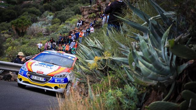 Rally Islas Canarias to host FIA ERC season decider