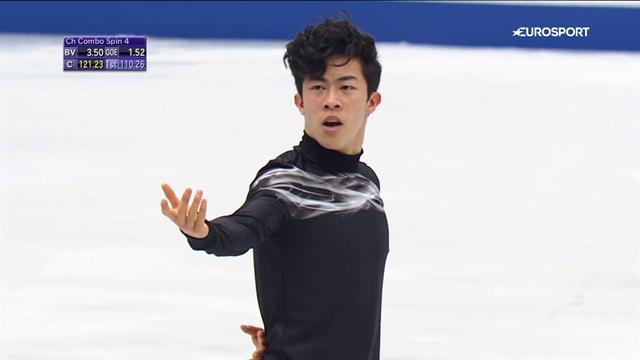 Il y a un an : Quand Nathan Chen mettait le feu à la glace pour un record du monde