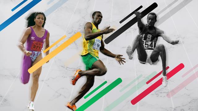 Da Beamon a Bolt: i 10 record mondiali che hanno cambiato la storia dell'atletica