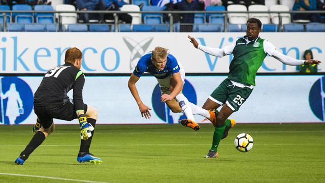 El día que Haaland marcó 4 goles en 21 minutos antes de darse a conocer a toda Europa
