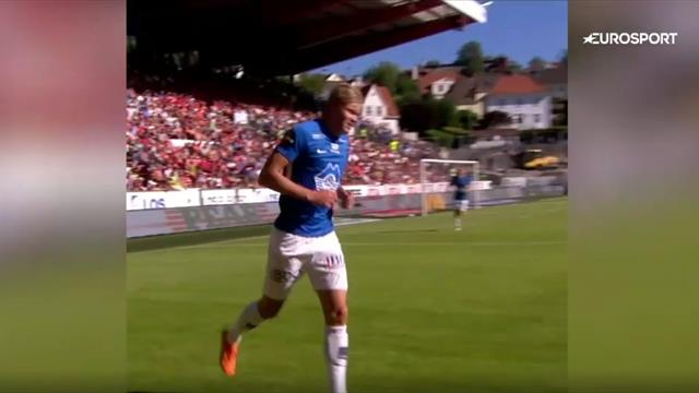 Холанн зажигал уже в 2018-м: забил «Бранну» 4 банки за 17 минут