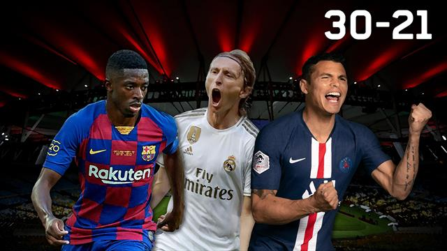 The Transfer Window 50: Silva available, could Modric make Prem return?