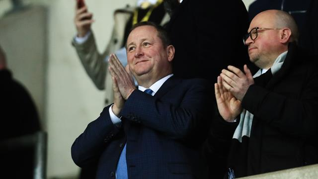 The Warm-Up: Mike Ashley, you've done it again
