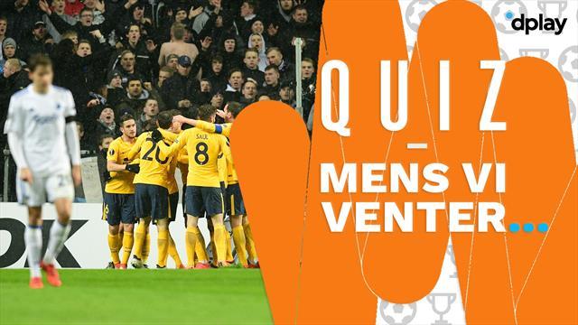 Mens vi venter... Quiz! FCK's startopstilling mod Atletico Madrid i Parken i Europa League
