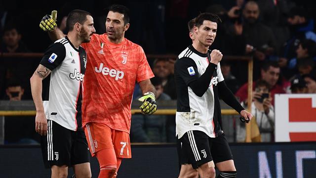 Star-Karussell in Turin: So plant Juventus die Zukunft