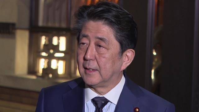 """Premier giapponese: """"Olimpiadi nel 2021 prova della vittoria degli uomini contro il coronavirus"""""""
