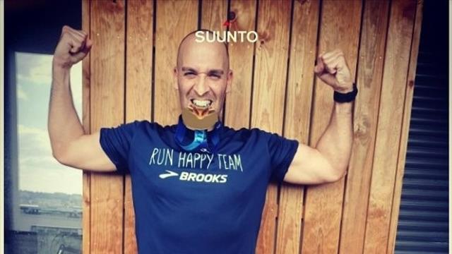 Confinement : après le marathon, il court un 50 kilomètres sur son balcon