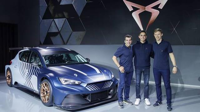How WTCR winner Azcona gets to work with two of the best