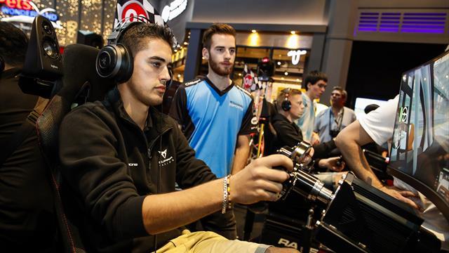 Enfréntate a los mejores pilotos de turismos en la pretemporada del WTCR de los e-sports