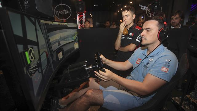 Beat the World Touring Car drivers in pre-season Esports WTCR series
