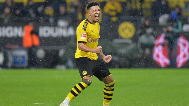 Traumwerte: BVB-Star Sancho lässt ganz Europa hinter sich