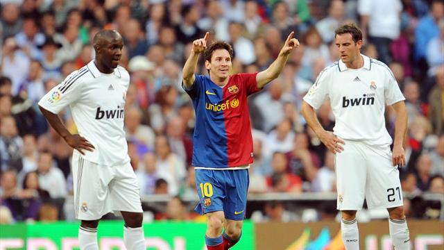 За сутки до Класико Гвардиола придумал новую роль Месси. На следующий день Лео разорвал «Реал»