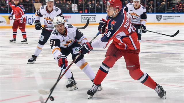 Eishockey: KHL bricht Play-offs ab