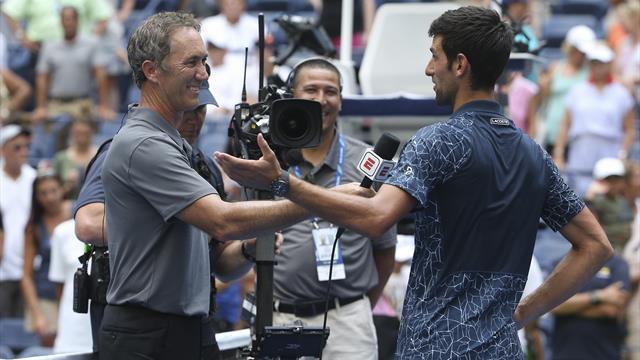 Darren Cahill, de partea lui Novak Djokovic în lupta strânsă de la vârful clasamentului ATP
