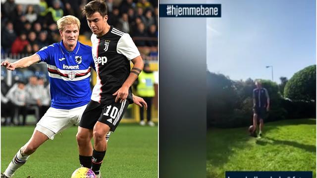 Hjemmebane: Her er Serie A-stjernens treningstips