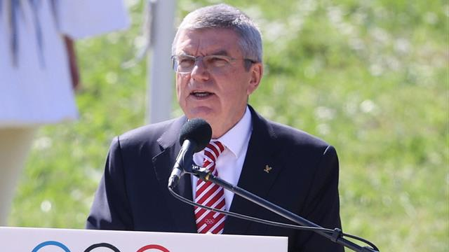 Bach: 2021 Olympics 'not restricted to summer months'