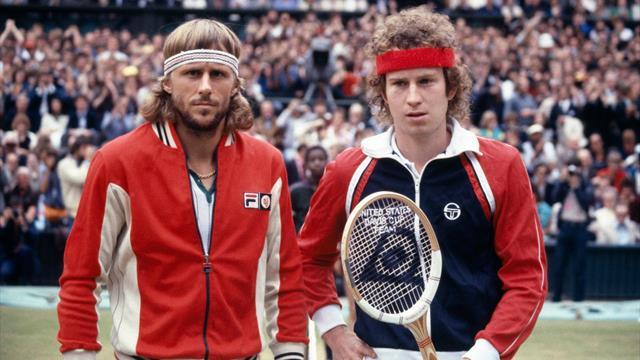 #DORdeSPORT Povestea finalei de la Wimbledon 1980 dintre Bjorn Borg și John McEnroe