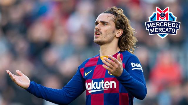 Comment le Barça a dû se résoudre à mettre Griezmann sur le marché