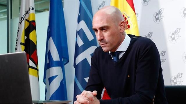 Rubiales ofrece a LaLiga buscar financiación de 500 millones