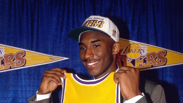 Dans les coulisses de la draft de Kobe : Comment 13 franchises ont snobé une future légende