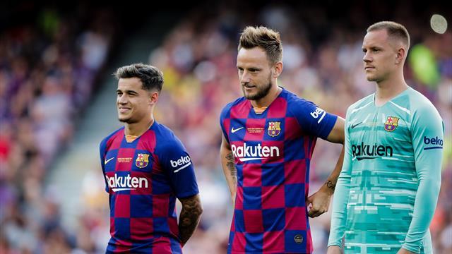«Барселона» отпустит летом восемь игроков