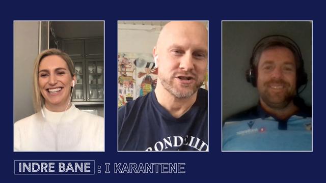 Indre bane i karantene: Inge André Olsens elleville historier fra 22 år i Stabæk