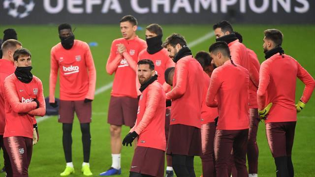 El Barça confirma públicamente que habrá ERTE en plena negociación con los jugadores