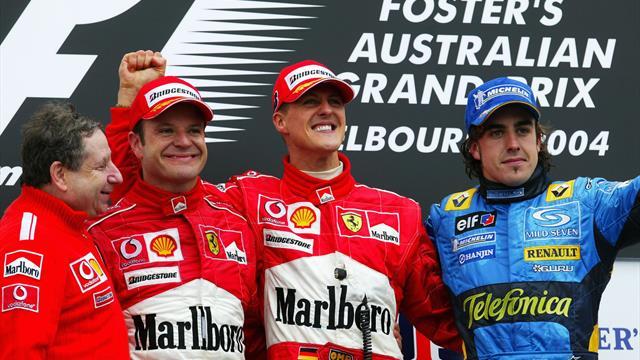 🏎️💪 Alonso y Barrichello recuerdan viejos tiempos y se entretienen durante el confinamiento