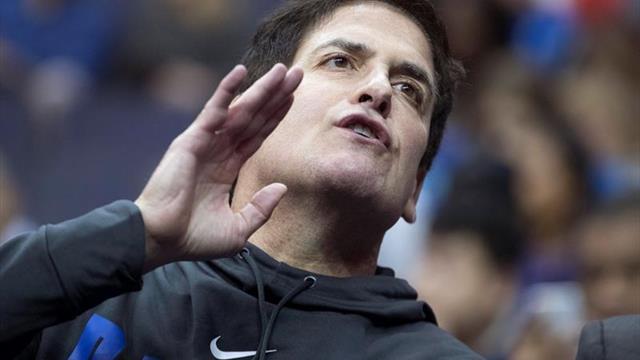 Cuban pone la nota de optimismo al decir que la competición de la NBA volverá en mayo