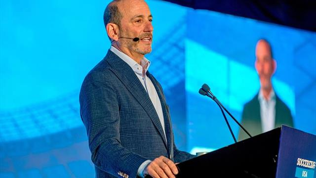El comisionado Garber insiste que la MLS completará calendario de 34 partidos