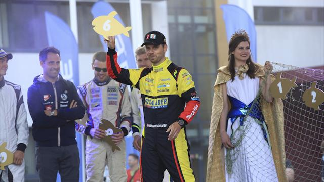 ERC Rally Liepaja Q&A: Eyvind Brynildsen