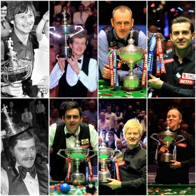 Snooker's greatest tacticians