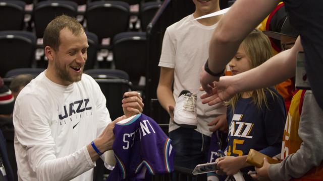 """Coronavirus, Joe Ingles: """"Pronto ad abbandonare il basket pur di proteggere mio figlio autistico"""""""