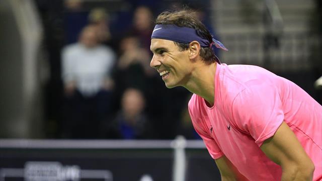 Coronavirus : Nadal appelle les sportifs espagnols à s'unir pour soutenir la Croix-Rouge