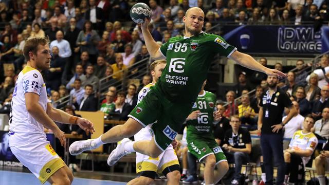 Handball: DHB-Vorstandschef Schober hält Geisterspiele für sinnvoll