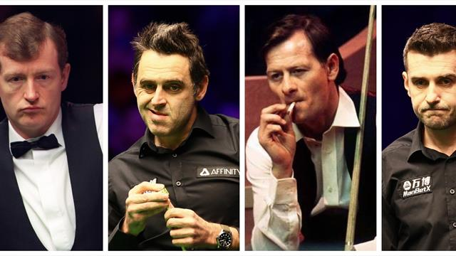 All-time top 10: Who are snooker's greatest tacticians?