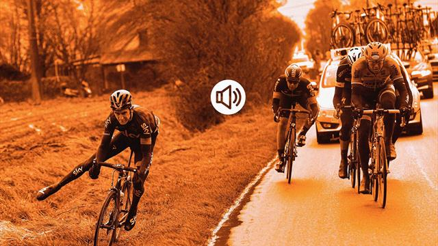 Re-Cycle podcast - When Gent-Wevelgem was blown apart, and G took a tumble