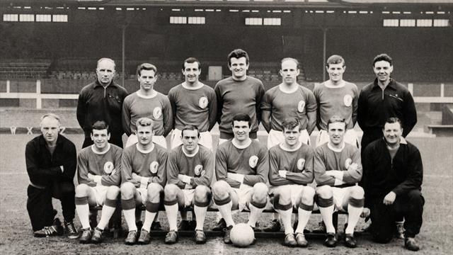 #DORdeSPORT Primul titlu câștigat de legendarul Bill Shankly cu Liverpool