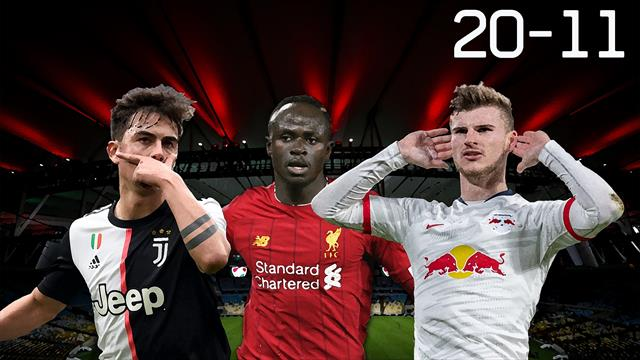 The Transfer Window 50: Dybala and Werner in, but Mané out of Premier League?