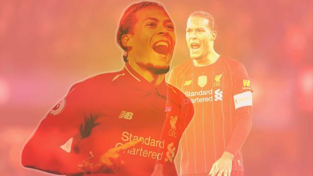 The Debate: Why Virgil van Dijk should win PFA Player of the Year