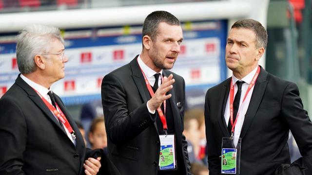 """Holveck, nouveau président du Stade Rennais : """"Un peu de pression, beaucoup de perspectives"""""""