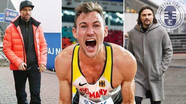 Extra Time - der Eurosport-Podcast: Jetzt reinhören und abonnieren