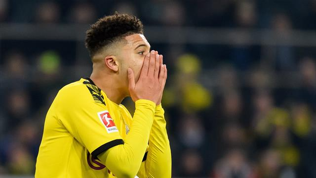 Sancho finds potential Man United move 'quite appealing'
