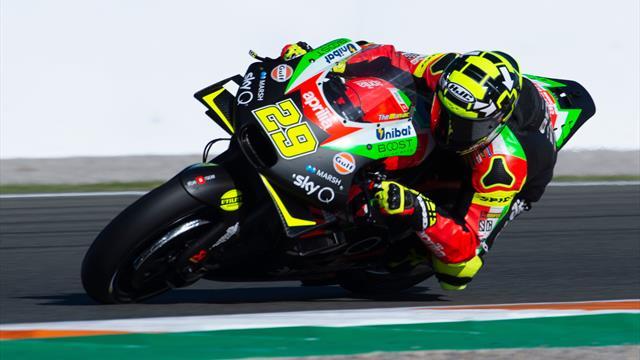 Moto: l'Italien Andrea Iannone suspendu 18 mois pour dopage
