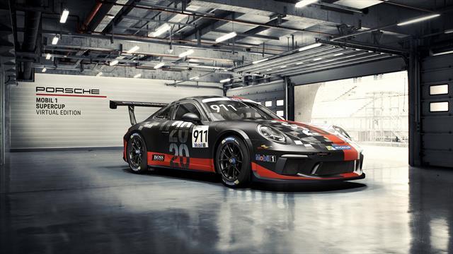 Motor Yarışları - e-Porsche Supercup - SPA