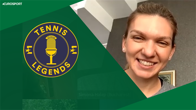 Tennis Legends vodcast: Halep urges 'Slams priority' and 'player consultation'