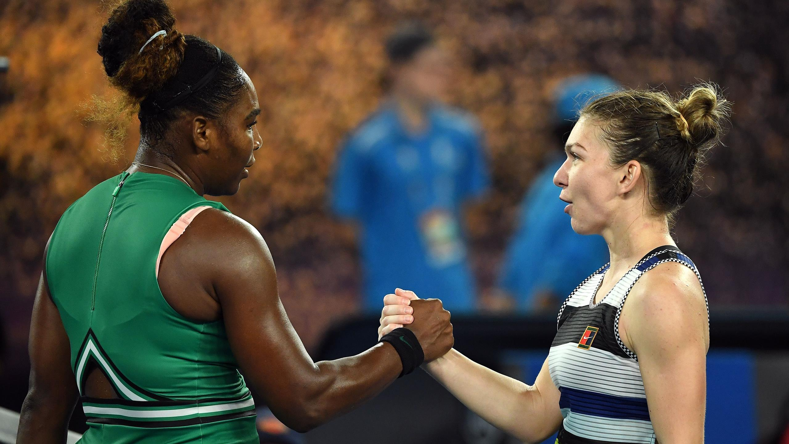Классика Australian Open: Серена против Халеп в четвертом раунде-2019